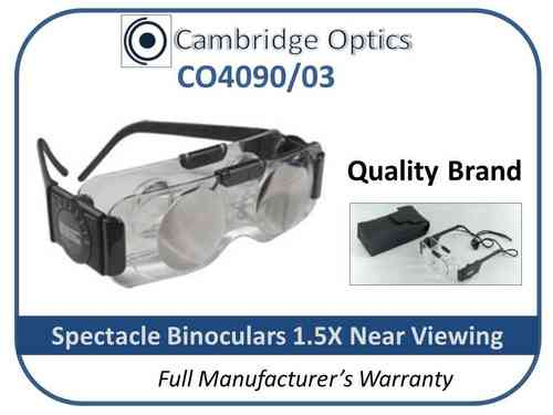 1.5X Spectacle Near Binoculars