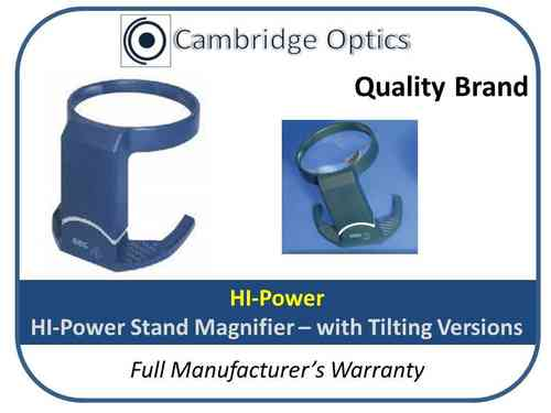 Hi Power Stand Magnifier 3XPRO