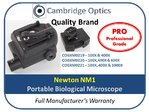 Newton Nm1 Portable Biological Microscope 100X-400X