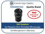 16x Eyepiece for  Newton Nm1 Portable Microscope