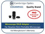 DSLR Camera Adapter for Nm1 Portable Microscope