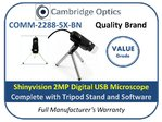 Shinyvision 2MP Digital Microscope with Mini Tripod  & Software
