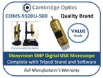 Shinyvision 5MP Digital Microscope with Mini Tripod  & Software