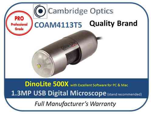 Digital Microscope 500X PRO 1.3MP