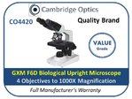 Binocular Biological Microscope 1000X