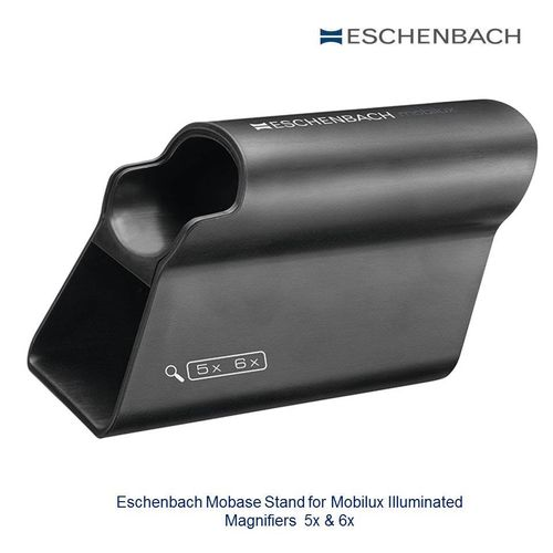 Eschenbach - Mobase Stand for Mobilux LED Illuminated Magnifiers 5X and 6X