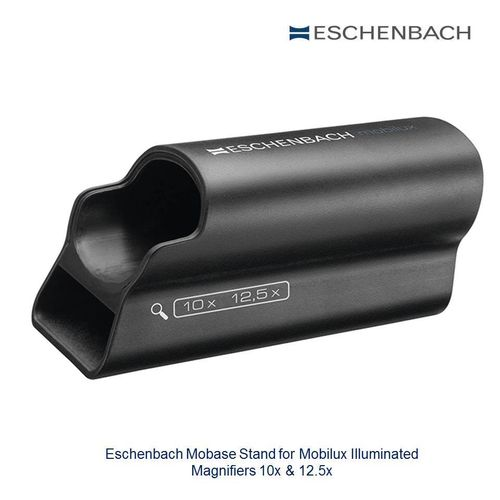Eschenbach - Mobase Stand for Mobilux LED Illuminated Magnifiers 10X and 12.5X